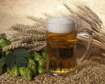 1 Gallon All Natural Beer Mix