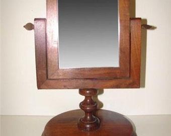 Antique Delaware Shaving Mirror