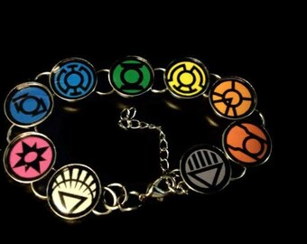 Latern Corps Bracelet