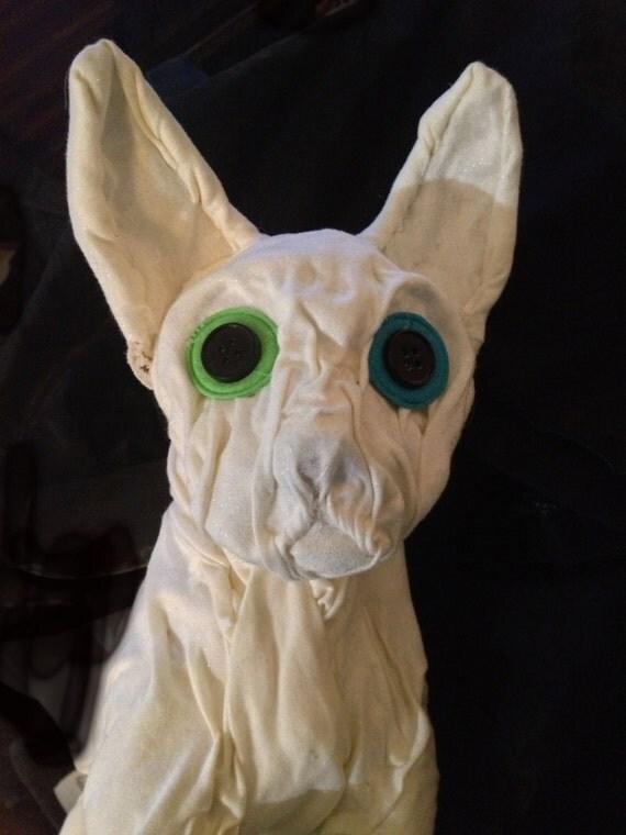 Sphynx Cat Stuffed Animal