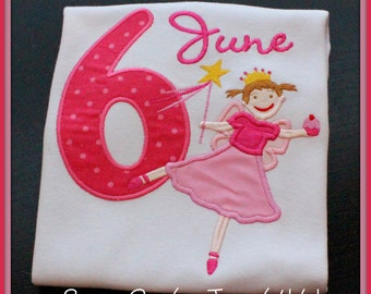 Pinkalicious Themed Personalized Shirt