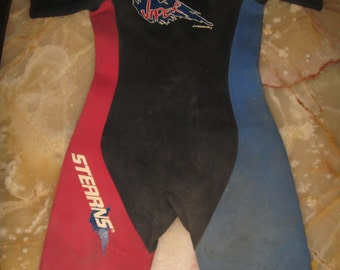 Vintage Stearns VIPER Shorty Wetsuit