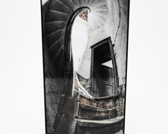case  iphone 6 iphone 5 iphone 4 4S   French Paris Spiral stair case mobile cell phone case cover art