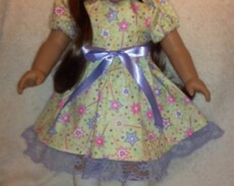 Star Wands Party Frock