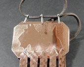 Artisan Copper Scotty Dog Pendant