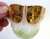 Tiny Vintage Tea Cup
