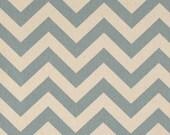 Fabric by the Yard Premier Prints Zigzag Village Blue
