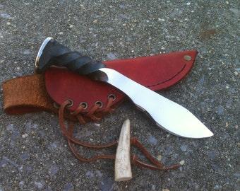 Railroad Spike Knife AP041