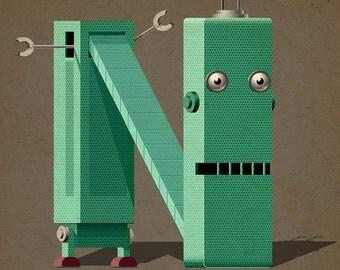 Robot N