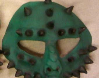 LARP Latex Mask - Spikey