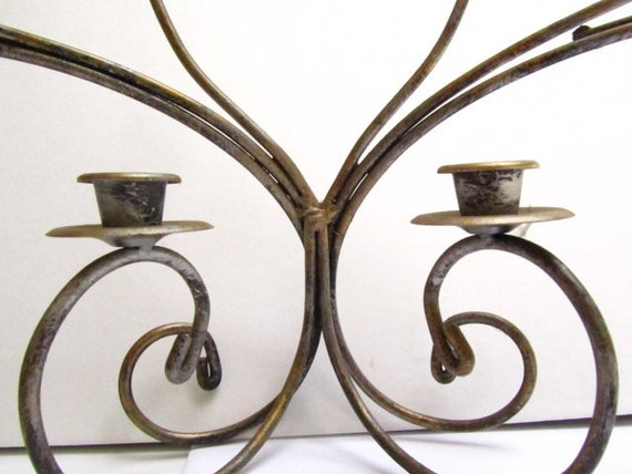 Metal Candle Holder Fireplace Candle Holder Wedding Candles