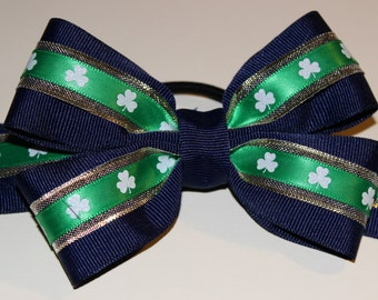 Notre Dame Bow