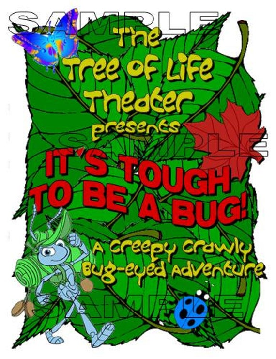 Its Tough To Be Famous 1932 Alfred E Green Douglas: Disney Animal Kingdom It's Tough To Be A Bug By