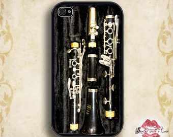 Clarinet - iPhone 4/4S 5/5S/5C/6/6+ and now iPhone 7 cases!! And Samsung Galaxy S3/S4/S5/S6/S7