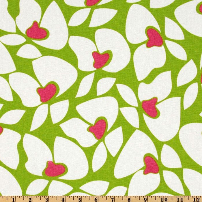 Pink Elephant Fabric by the Yard Home Decor by FabricSecret