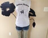 Sleeveless Tank Graphic T-Shirt Attica Rodeo