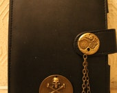 Steampunk Kindle Case