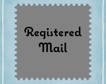 Registered Mail