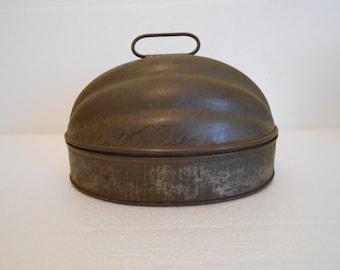 tin kitchen mold
