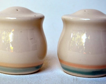 "Pfaltzgraff  Salt and Pepper Shakers ""Juniper"" Design"