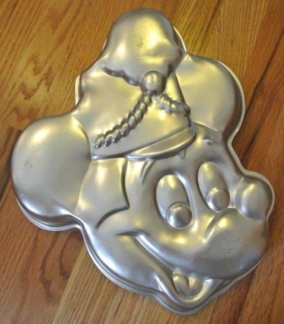 mickey mouse cake pan unavailable listing on etsy 5879