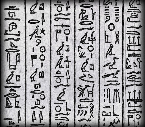 egyptian book of dead hieroglyphs pdf