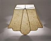 "Custom ""Cactus Jack"" Handmade Paper Lampshade"