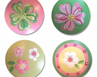 Kids Emily Drawer Knobs Nursery Cabinet Pulls