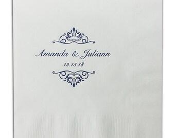Luncheon Napkins~100 Wedding