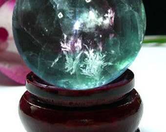 Wholesale Natural Fluorite Sphere/Balls (from 50mm to 150mm), A Grade, per kg
