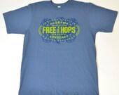 2013 Free the Hops Advocacy shirt