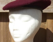 Wool Beret Collectible