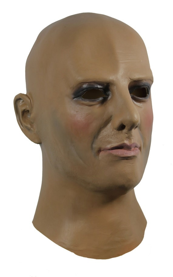 Items Similar To Realistic Natural Latex Rubber Mask