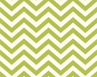 1 yard of mod basics 2 from Birch Fabrics in Skinny Grass
