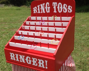 Ring Toss Carnival Game for Birthday, Church, VBS or School Party