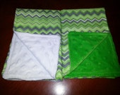 2 Chevron Burp  Cloths for Boys or Girls. Bumpy Background. Unique Baby Gift.