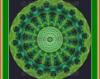 "cross stitch chart ""Kaleidoskop 3b"""
