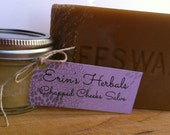 Coconut Oil/Beeswax - Chapped Cheeks Salve
