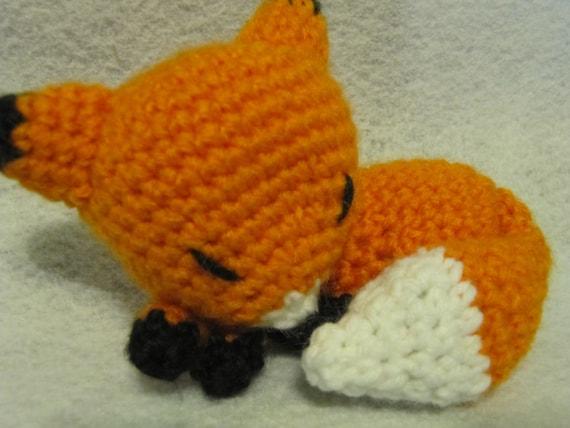 Amigurumi Fox Free Pattern : Fox Amigurumi Pattern