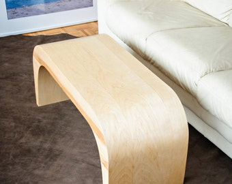 Coffee Table Maple Staple