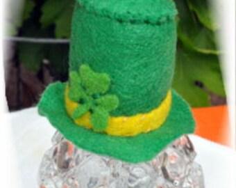 St. Pattricks' Day Hat Pin Cushion