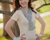 Crochet Pattern - Rosalie's Scarflette