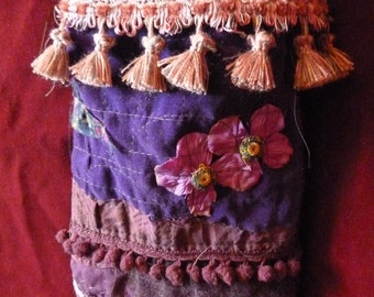 Gypsy treasure bag