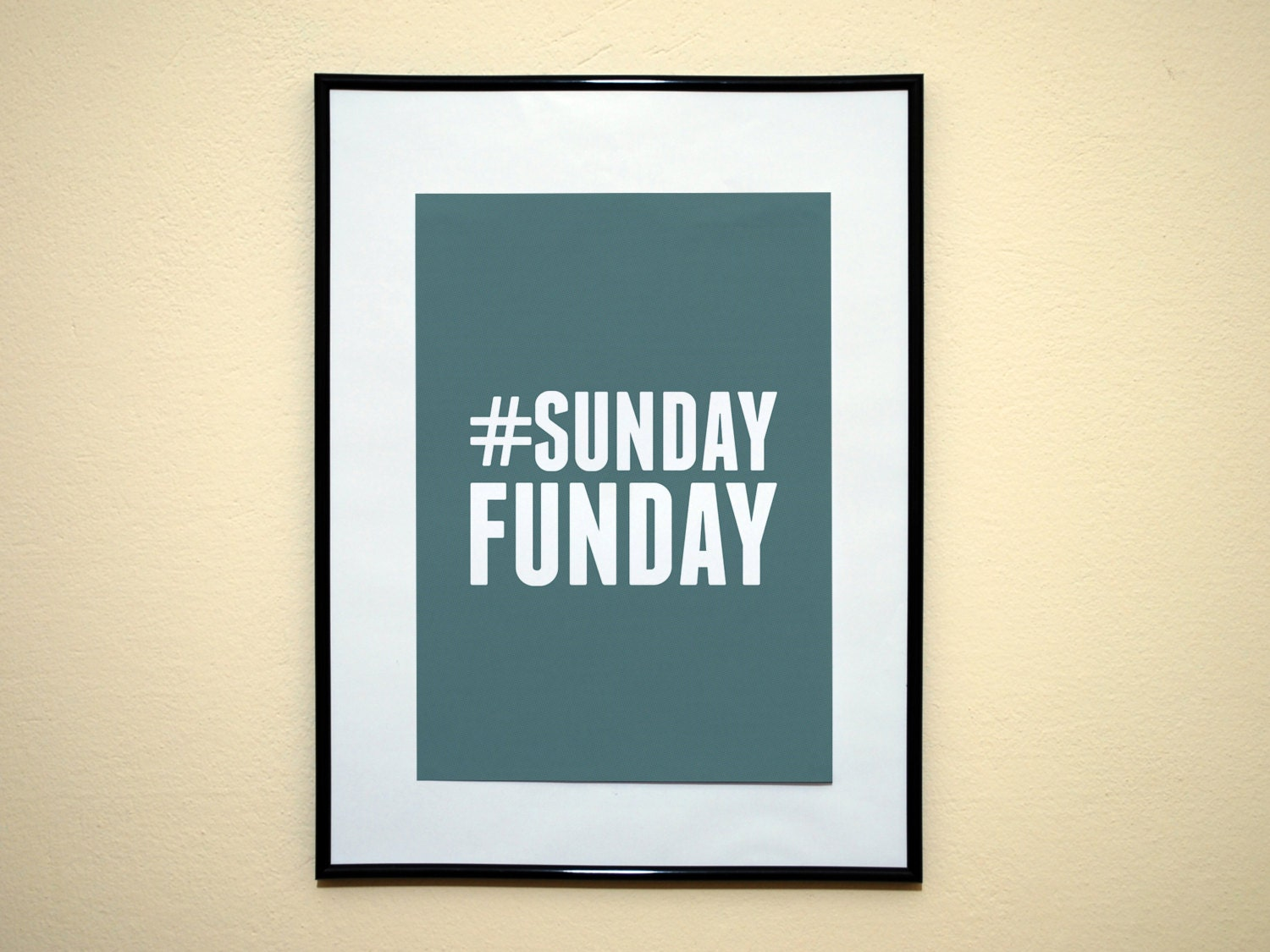 Hashtag Sunday Funday Instagram Social Media By
