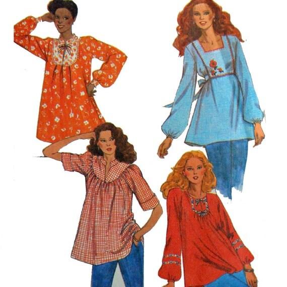 Bohemian Blouse Pattern ✓ Labzada Blouse