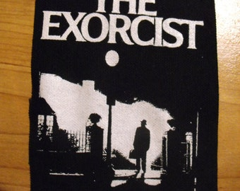 THE EXORCIST  patch horror movie Free Shipping