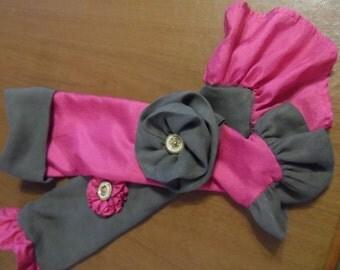 Victorian Sleeves, Fingerless Gloves Ruffles, Gauntlets