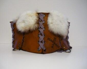 Scarecrow corset style belt