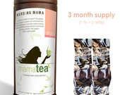 Hand-Blended Herbal Tea for Nursing Mothers (3 month supply)