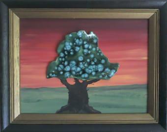 Ceramic Tree on the Plains